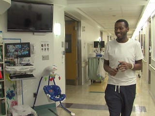 Young man gets hospital discharge after 561 days