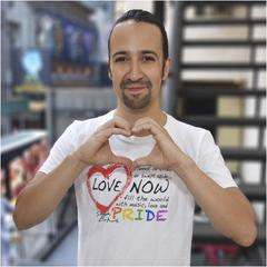 T-shirt maker takes stand against LGBT violence