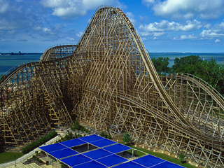 Cedar Point axes Mean Streak roller coaster
