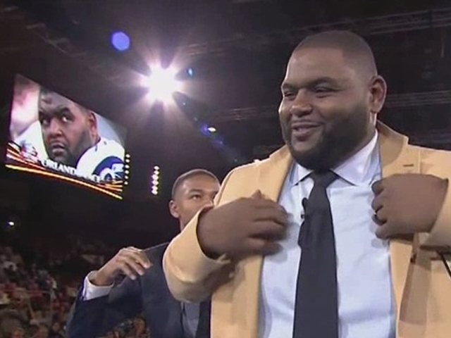 Out of Bounds: One on one with Orlando Pace