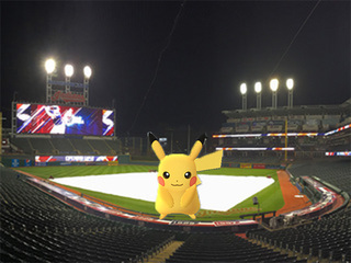 Indians invites fans to 'Catch 'em all' Friday