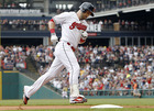 Indians send Angels to 10th straight loss