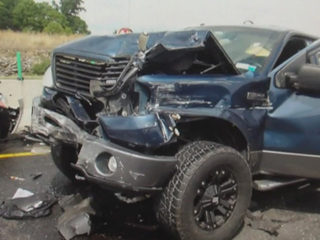 Man charged in fatal turnpike crash new to job