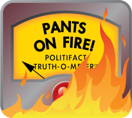 PolitiFact: Strickland hit with potty politics