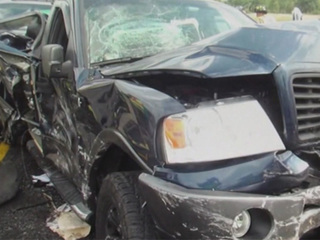 Spike in crashes in turnpike construction zone