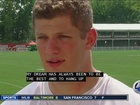 Carl Nassib's unexpected journey into the NFL