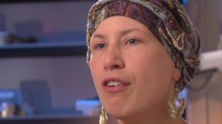 Woman gets cancer treatment with proton therapy