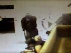Women terrified as gunman robs crowded salon