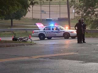 Bicyclist found unresponsive in Akron dies