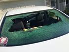 Cars shot at in Cleveland Hts., windows broken