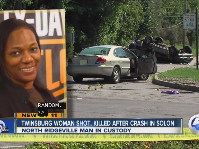 Woman shot and killed in traffic identified