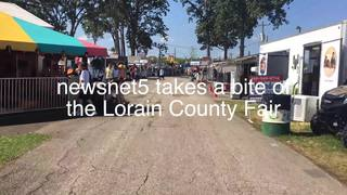 Taking a bite out of the Lorain County Fair