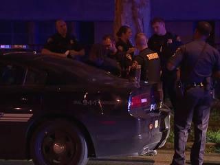 Police arrest 4 after west side smash and grab