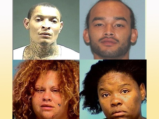 Four charged in Lorain homicide