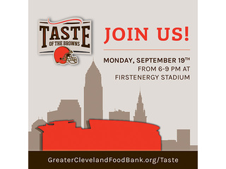 Win Tickets to the Taste of the Browns!