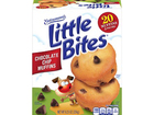Entenmann's Little Bites products recalled