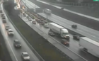 WATCH: Traffic back ups on 71, 90 & 77