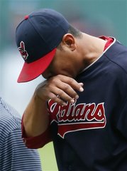 Indians beat Tigers, lose Carrasco
