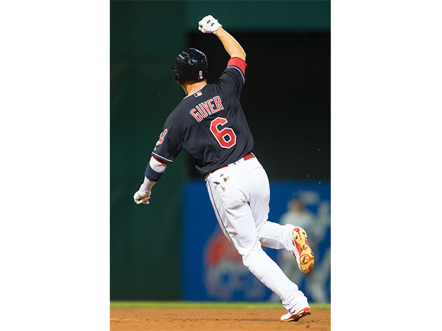 Kluber comes through again, Tribe down Royals 4-3