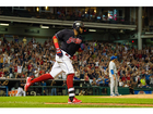 Santana lifts Indians over Kansas City