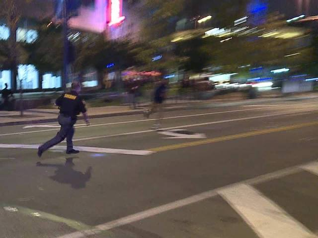 Caught on camera: Cleveland officer assaulted, suspect tazed