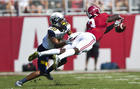 Kent State dominated by Alabama in 48-0 loss