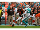 Browns lose in overtime to Miami Dolphins