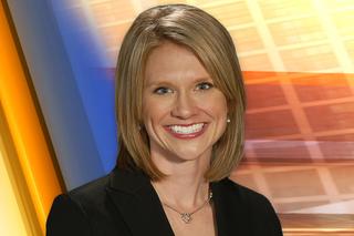 Traffic reporter Kristin Byrne