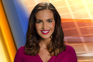 Reporter Tara Molina