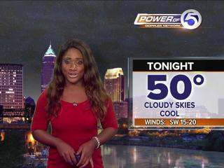 FORECAST: Tracking rain for your Monday