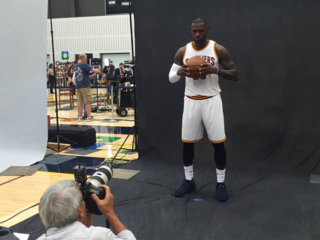 Cleveland Cavaliers host their annual media day