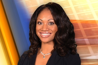 Meteorologist Janessa Webb