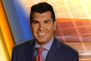 Sports reporter Hakem Dermish