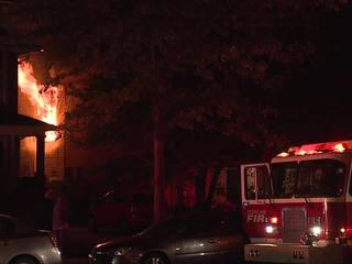 Three injured in Clifton Boulevard fire