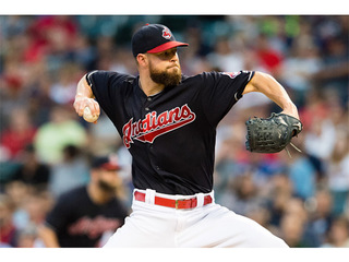 Indians Corey Kluber out 7-10 days
