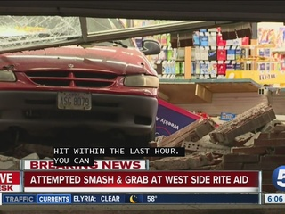 Rite Aid latest victim of smash and grab