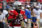 Ohio State throttles Indiana 38-17
