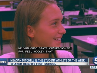 Student Athlete of the Week: Meagan Mitchell
