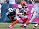 Browns fall to Tennessee Titans 28-26