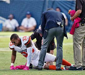 Browns' Jordan Poyer has lacerated kidney