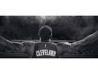 New LeBron James banner revealed Saturday