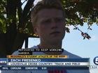 Student athlete of the week: Zach Fresenko
