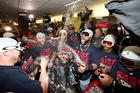 PHOTOS: Indians celebrate win