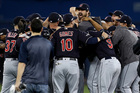 Indians headed to the World Series
