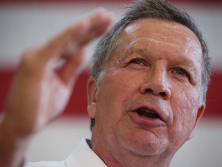Kasich calls idea of rigged elections