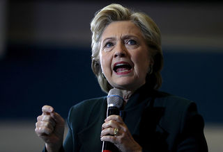 Cleveland police union blasts Hillary Clinton