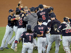 Thoughts from the Indians' Sunday practice