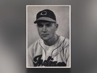 Eddie Robinson recalls 1948 World Series win