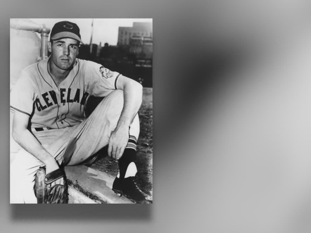 Eddie Robinson only living Indians player 1948