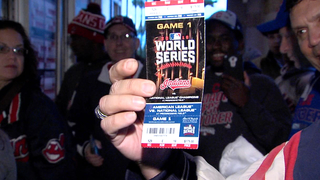 Indians fans hit by World Series ticket scams